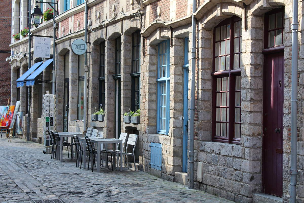 vieux quartiers de Lille