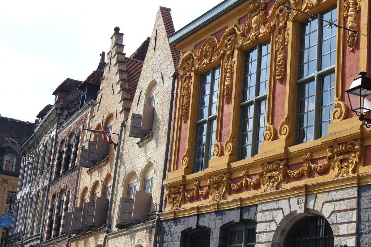 place Louise de Bettignies, Lille