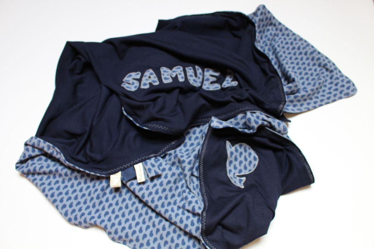 couvertures d'été jersey