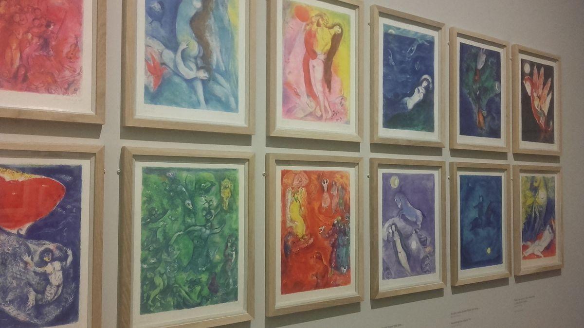 """illustrations de """"Daphnis et Chloé"""""""