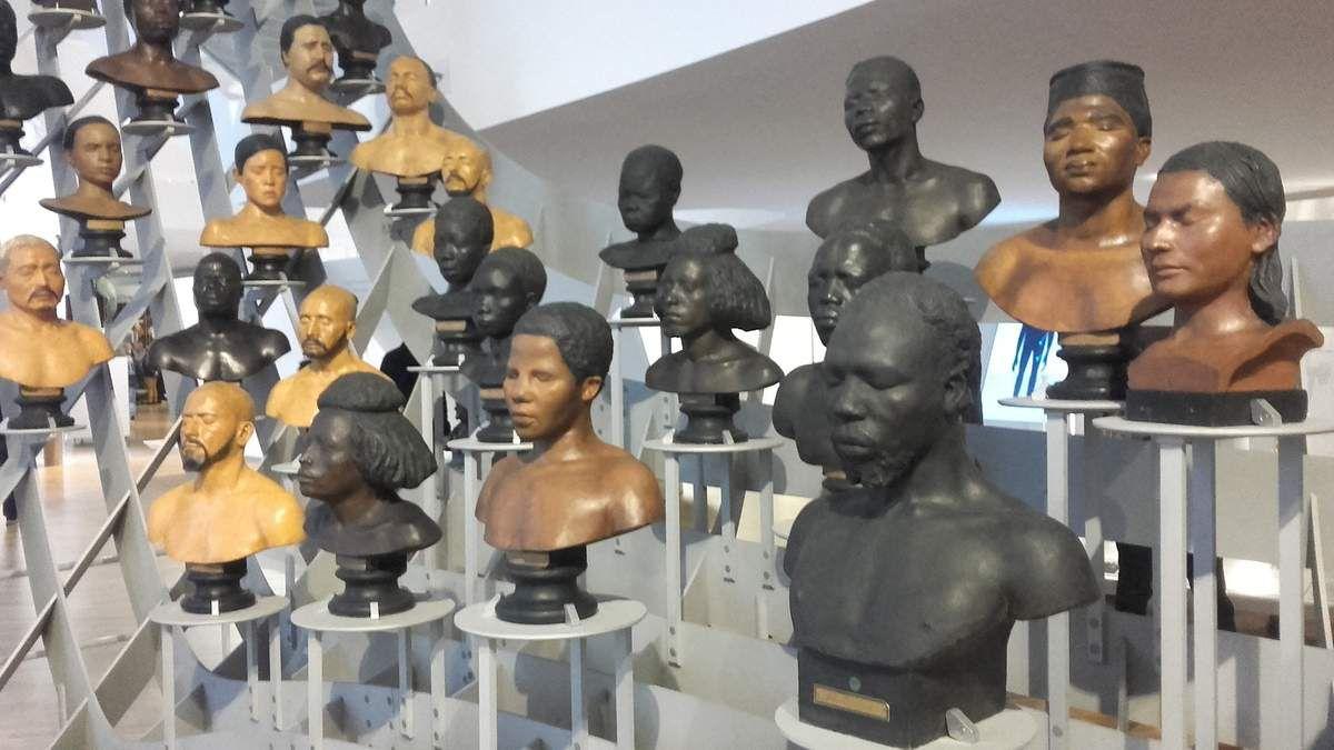 Musée de l'Homme à Paris