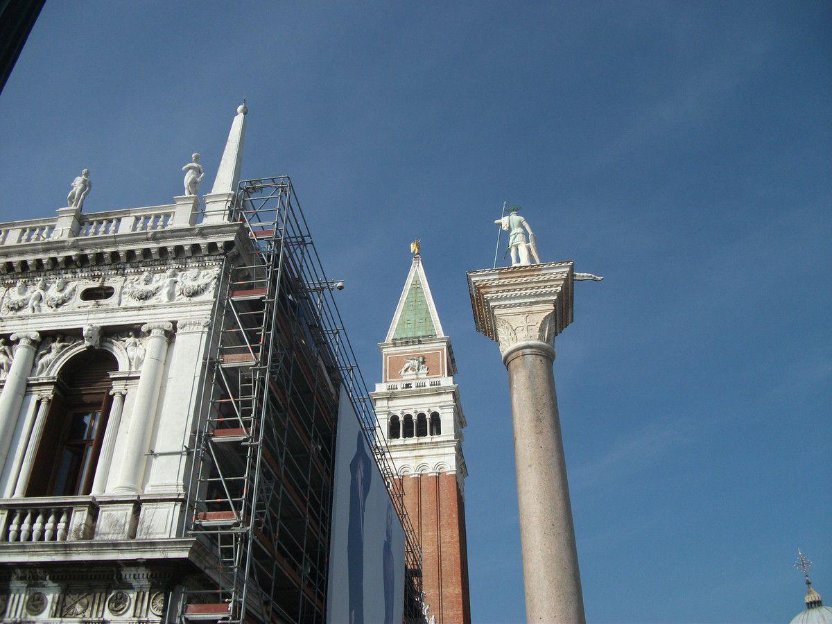 La place Saint-Marc de Venise vu sous toutes ses coutures