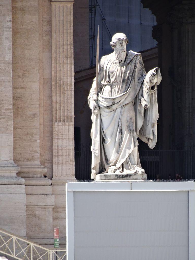 La Colonnade + quelques autres statues