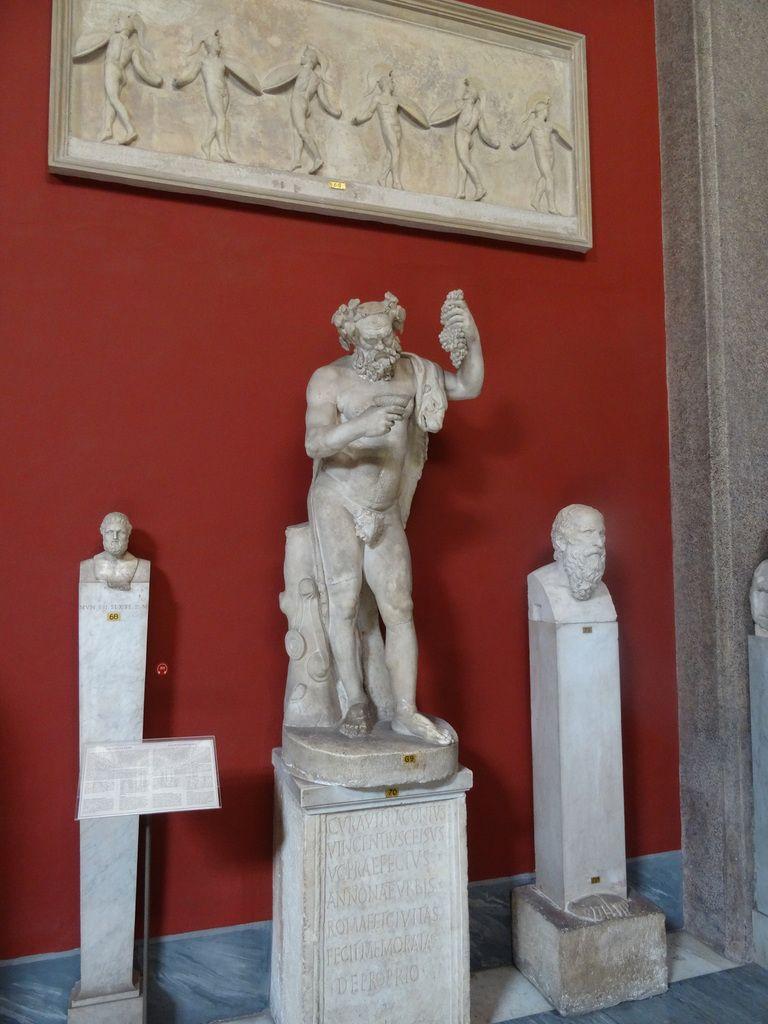 même Dionysos est de la partie