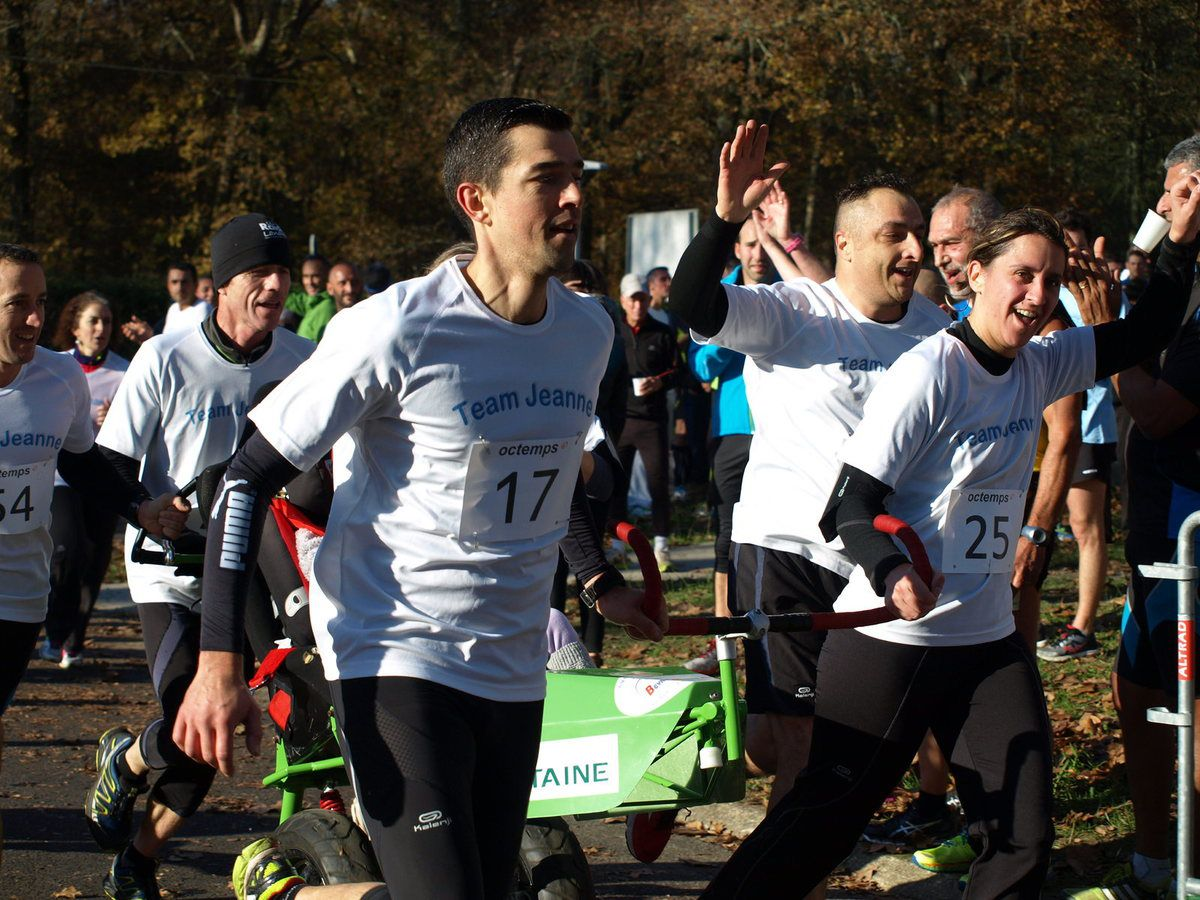 Une journée d'exception … The Jeanne Race 2015