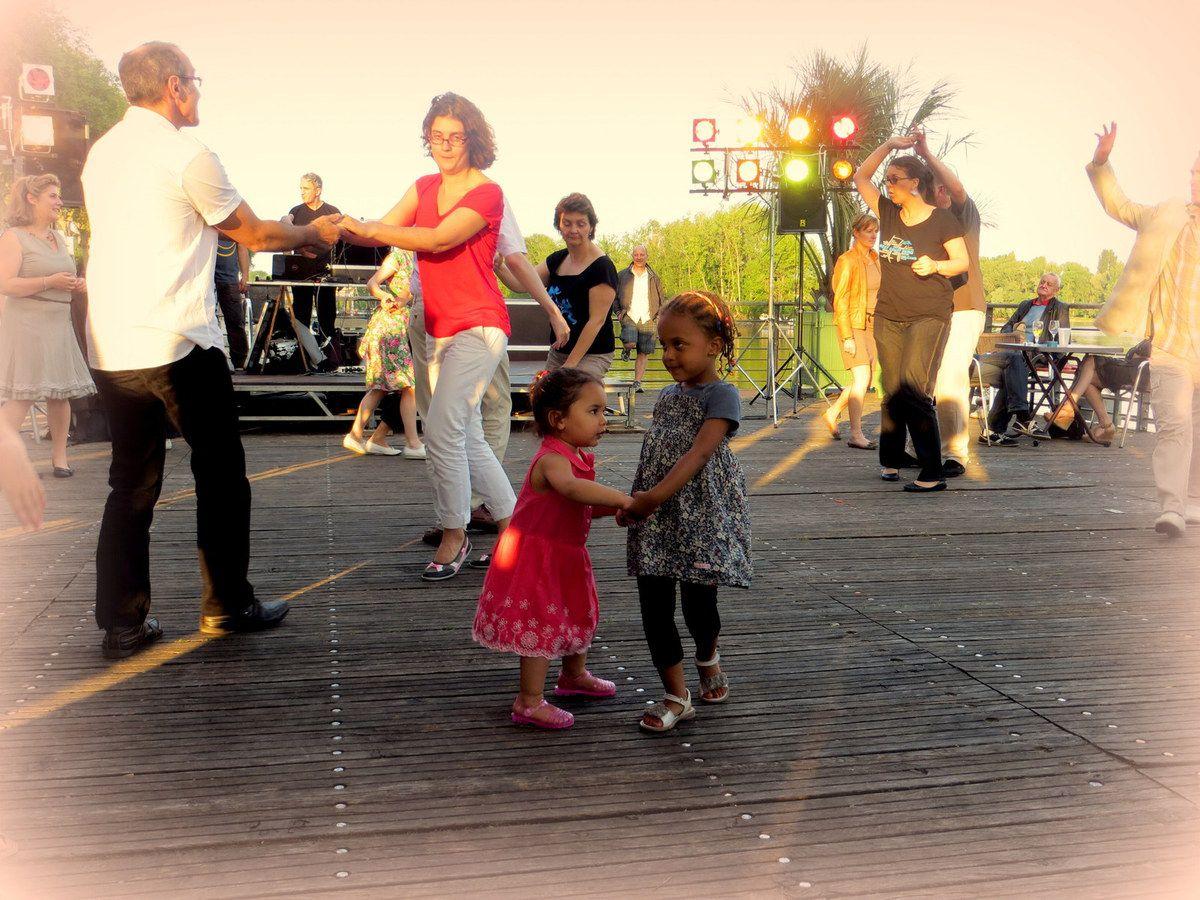 Soirée dansante à La Sardine - Crédit photo Clodelle