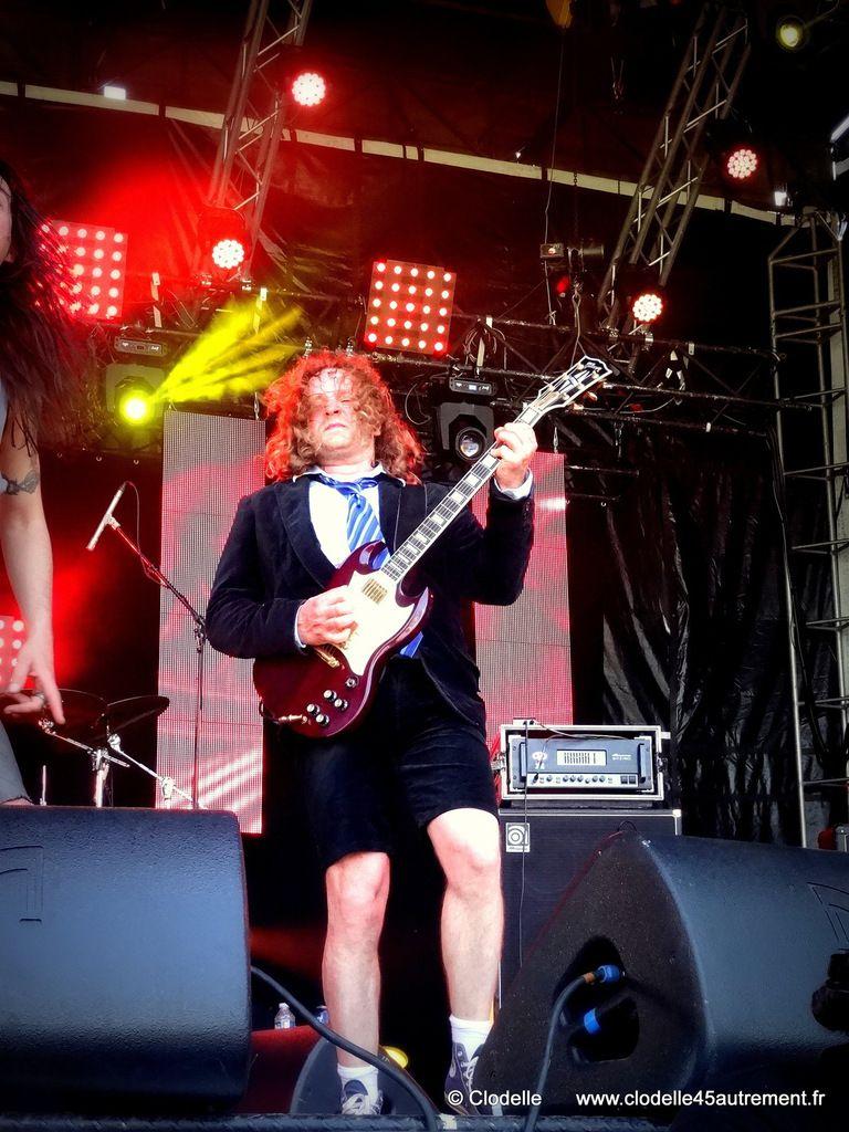 - PHOTOS ROSIE NEVER STOPS en concert au FESTIVAL MONTEREAU CONFLUENCES le 7 juin 2014