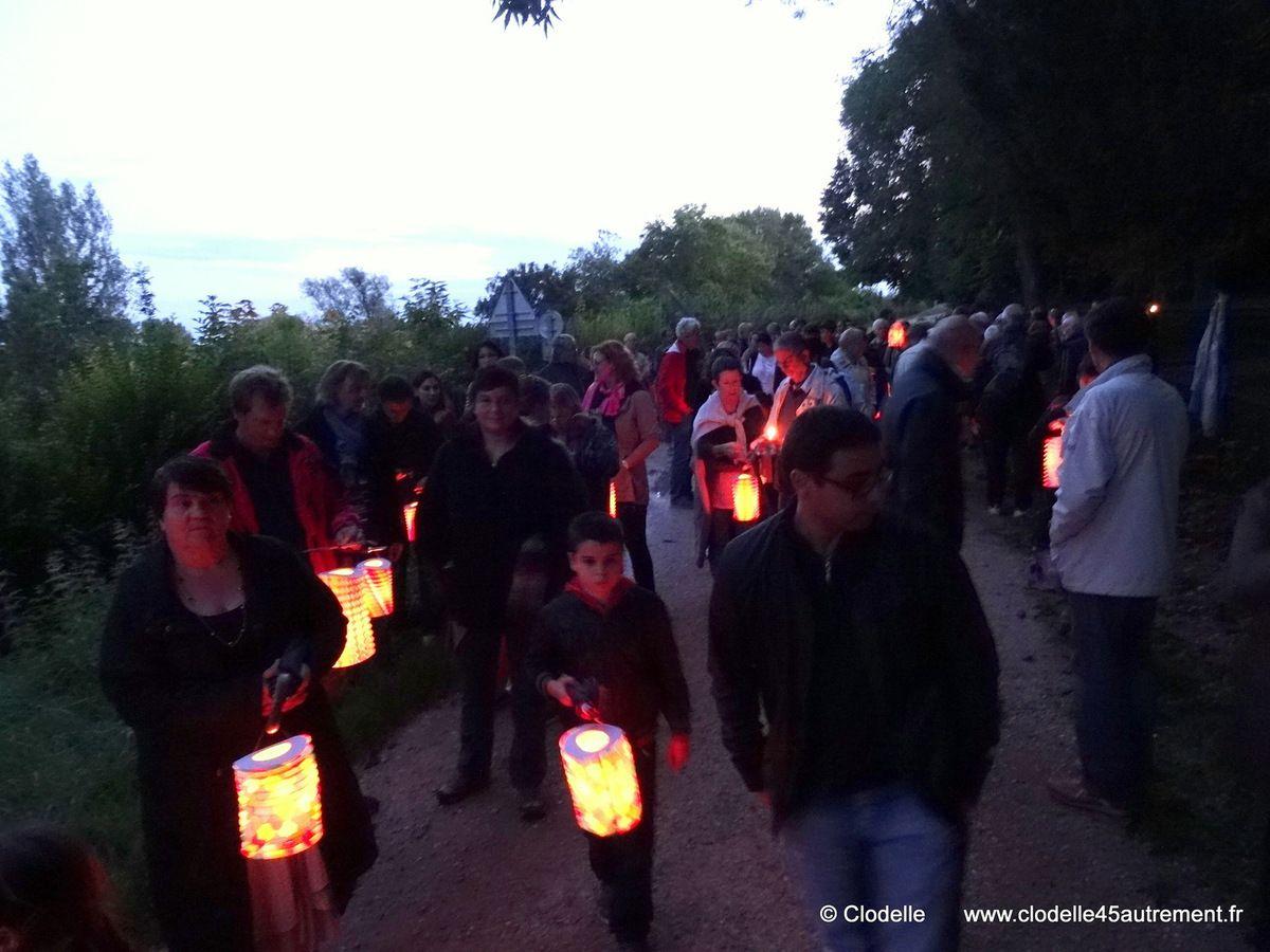 - FETE DES DUITS 2014 à La Chapelle Saint Mesmin : PHOTOS du Parc de la Solitude et de la Chasse au dragon
