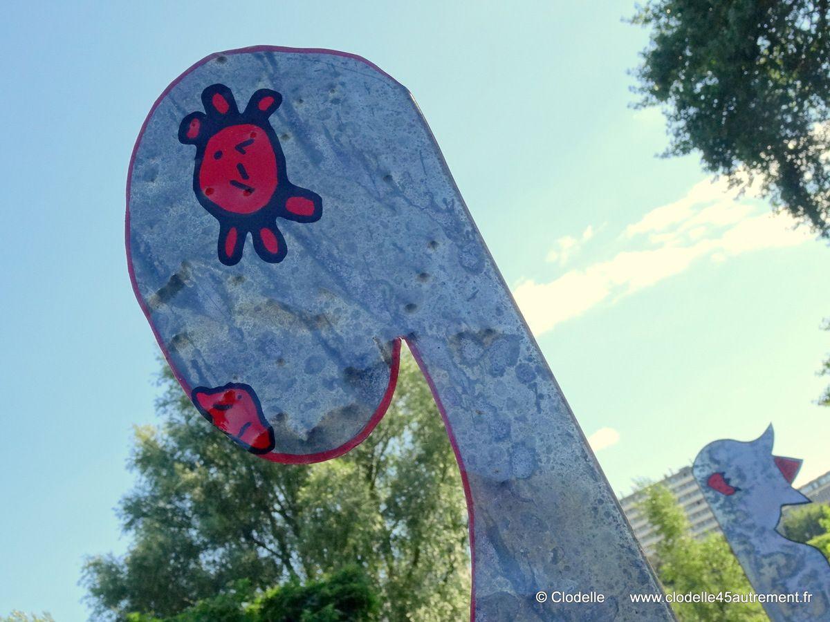 - FETE DES DUITS 2014 à Orléans : PHOTOS de la PLANETE DES DUITS