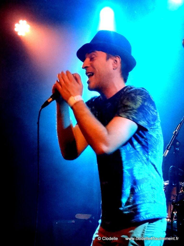 - PHOTOS du concert DREADDY BARO + JOSEPH COTTON and friends ASTROLABE 28 MARS 2015