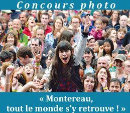 CONCOURS PHOTO ouvert à tous Thème Montereau, tout le monde s'y retrouve