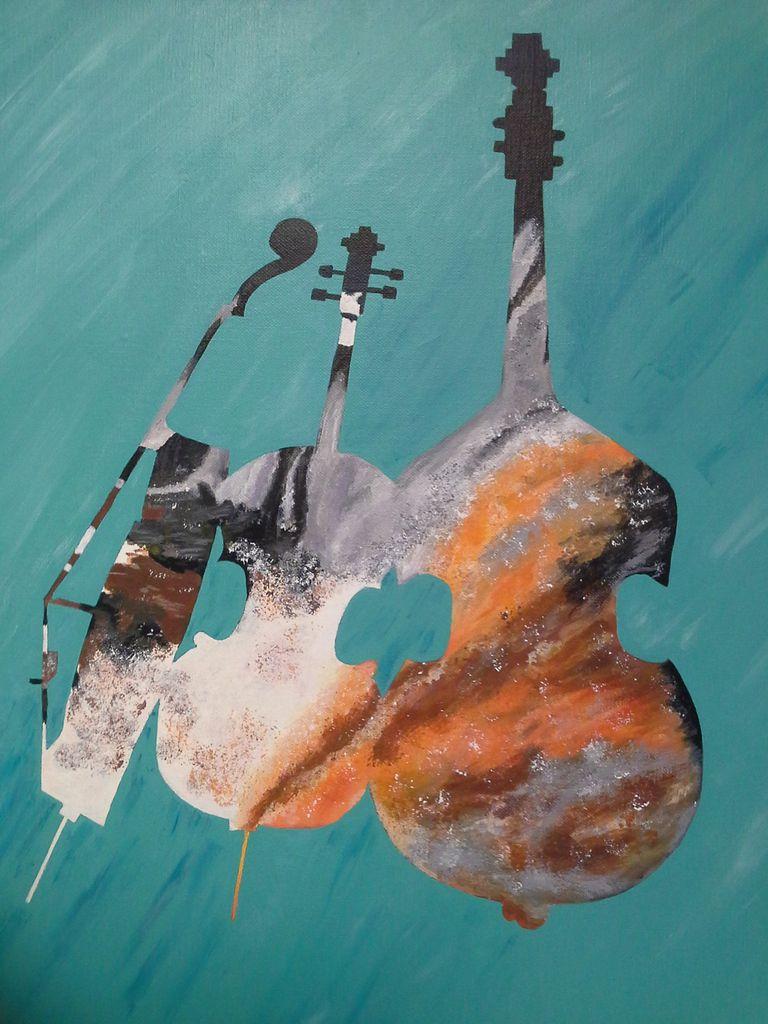 """""""ART BRAYE"""" : MUSIQUE MOUVEMENT expo ST JEAN DE BRAYE 28 novembre au 18 décembre 2015"""