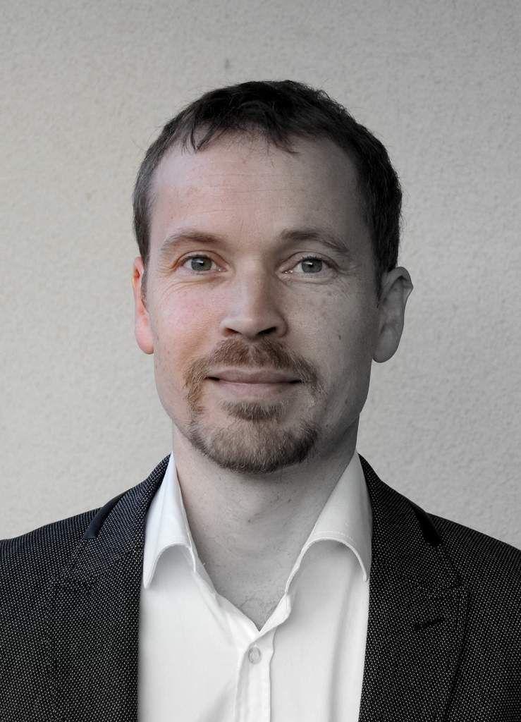 RENAUD DEBACK, nouvel administrateur de la Scène nationale d'Orléans.