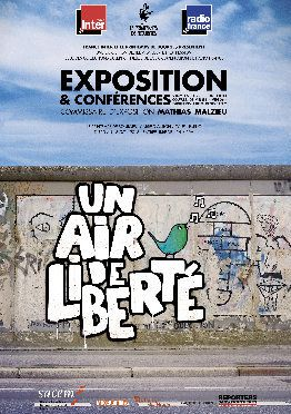 UN AIR DE LIBERTE Exposition au PRINTEMPS DE BOURGES du 13 au 16 avril 2016