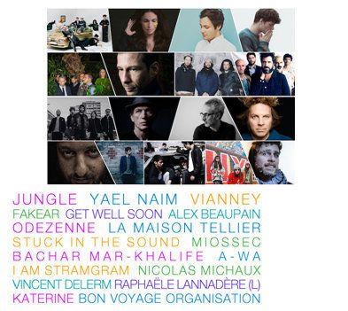 FESTIVAL FNAC LIVE 2016 : consignes de sécurité et plan d'accès