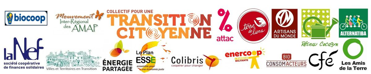 JOURNEE DE LA TRANSITION CITOYENNE ORLEANS : stands, tables ronde, projections le 24 septembre 2016  Salle Eiffel