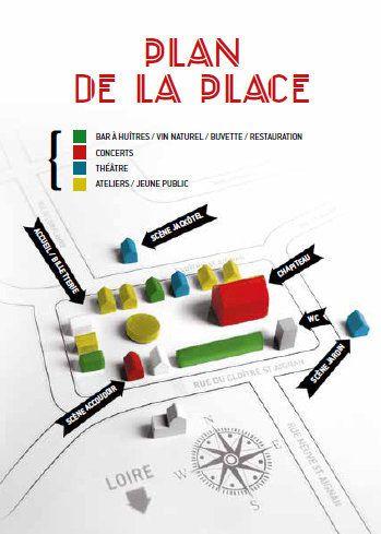 TRAVERS EN PLACE : programme des 8 et 9 octobre Place Saint Aignan à Orléans