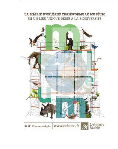 Muséum d'Orléans pour la Biodiversité et l'Environnement (MOBE) : Dates des CONFERENCES GRATUITES