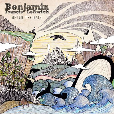 BENJAMIN FRANCIS LEFTWICH en concert au POINT EPHEMERE de PARIS le 24 octobre 2016
