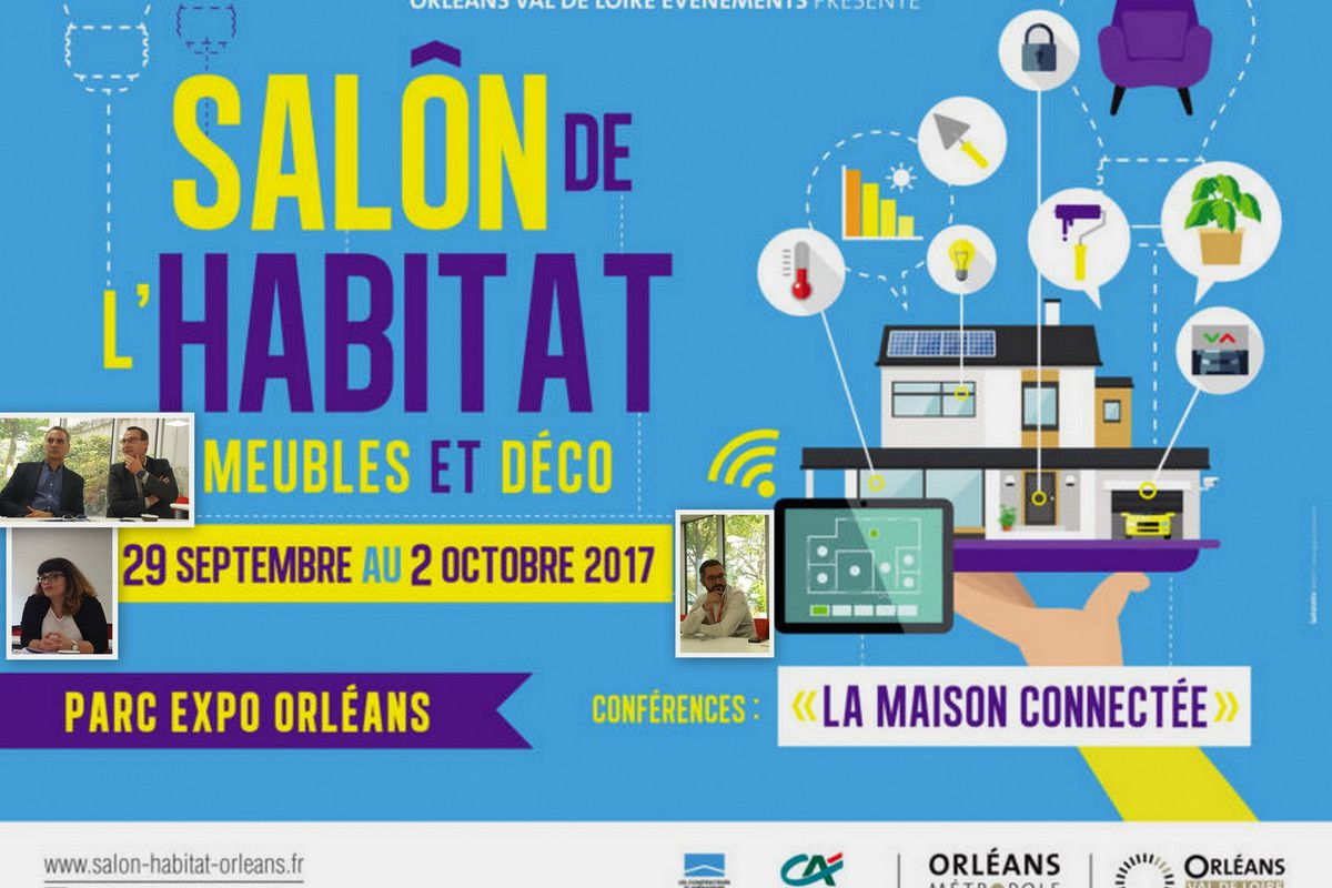 10 invitations offertes pour le salon de l 39 habitat d for Salon de l habitat 2017