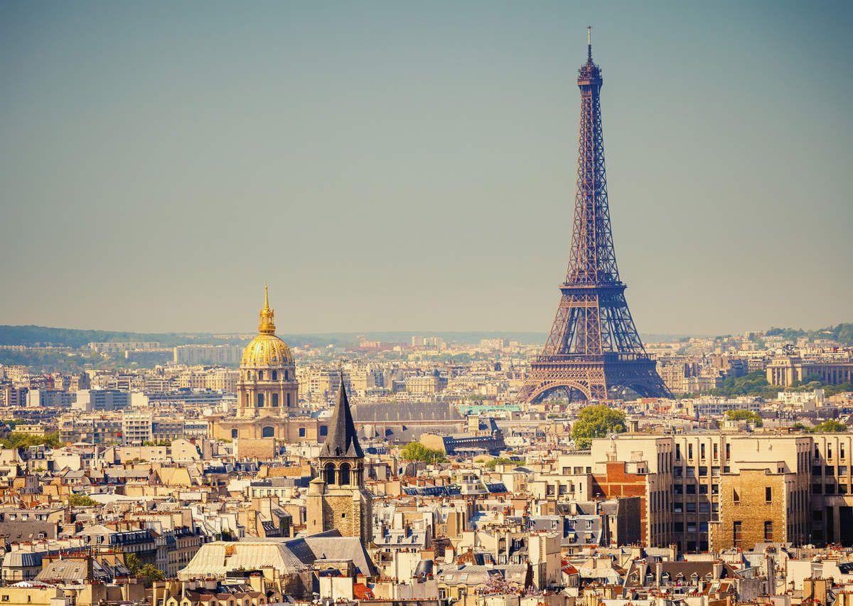 Paris est à vous...