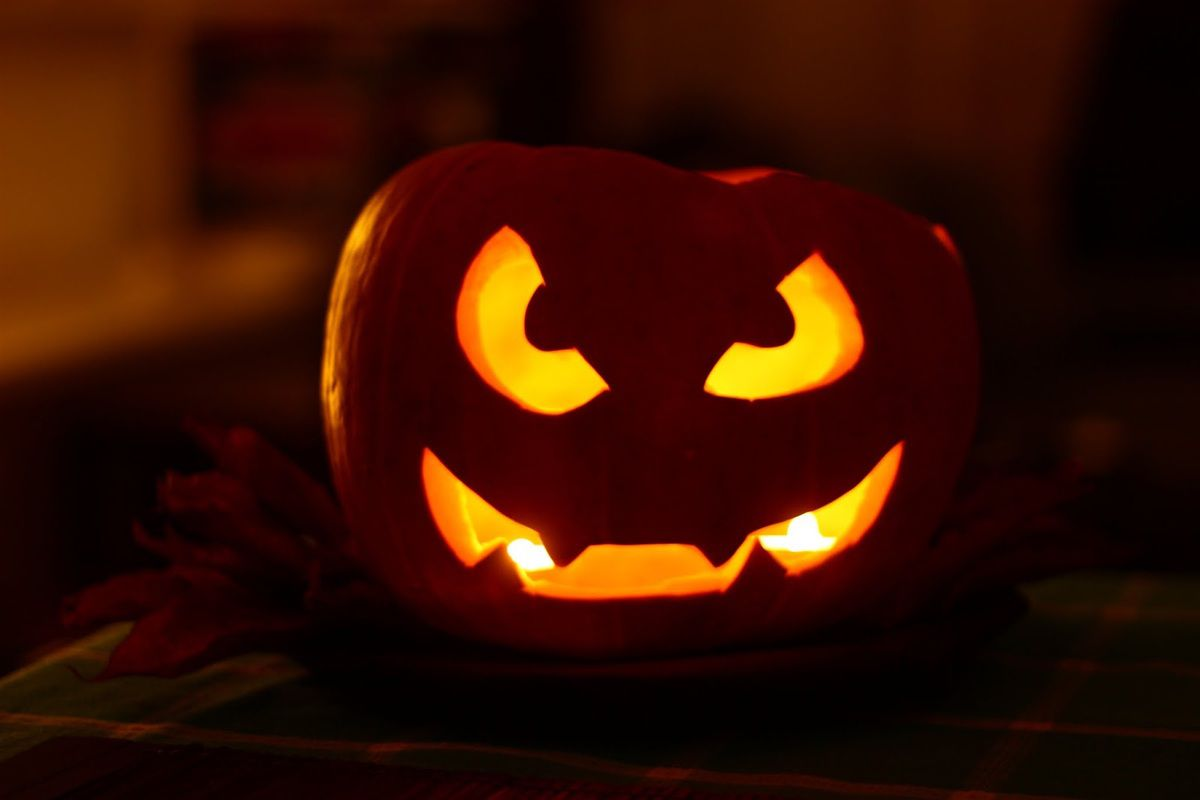C'est bientôt Halloween...