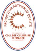 Une distinction reçue du Collège culinaire de France et autres réjouissances pour Fruit des Prés !