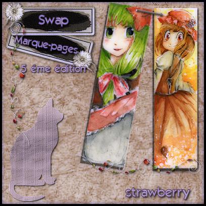 swaps : colis envoyé