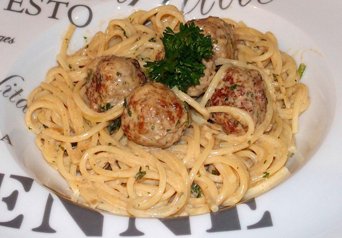Spaghetti à la Belle et le Clochard