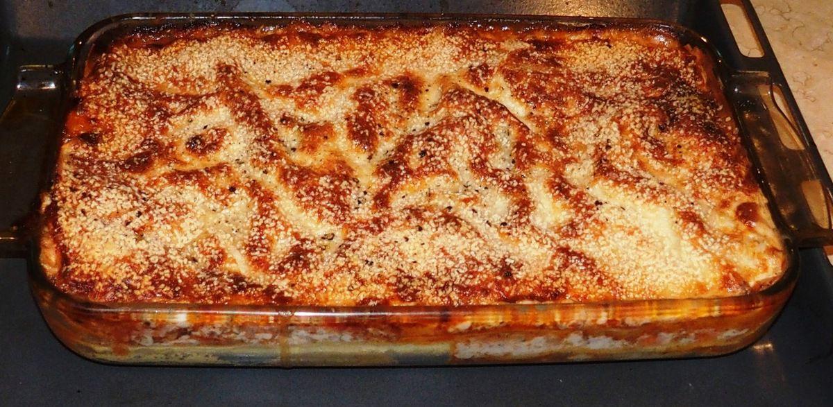 Mes lasagne comme je les aime