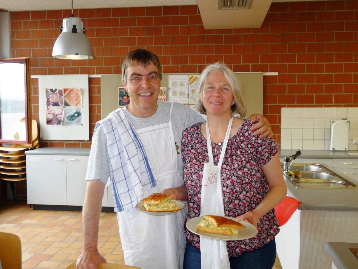 Photos du cours &quot&#x3B;La cuisine romantique&quot&#x3B;
