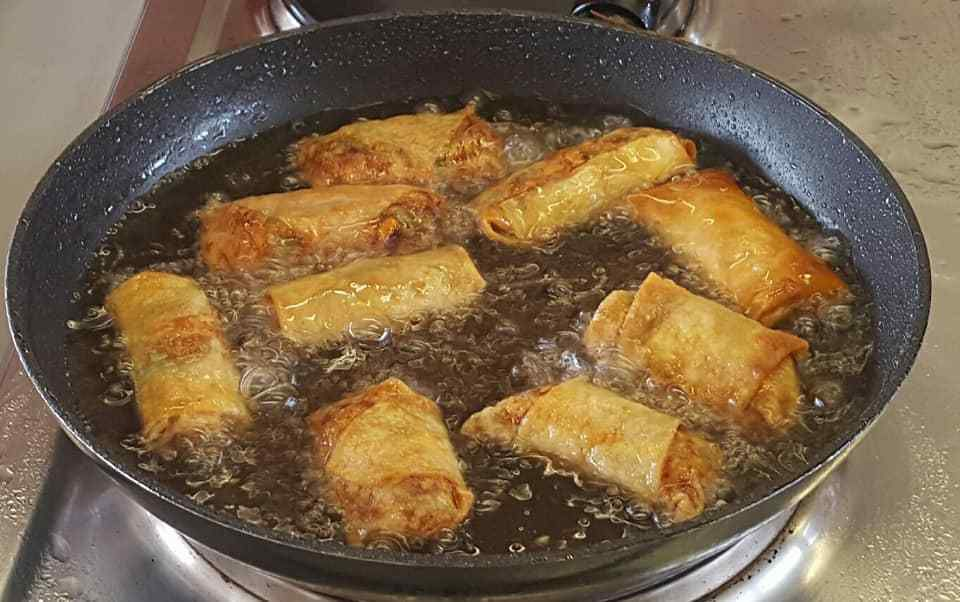 Photos des cours de cuisine