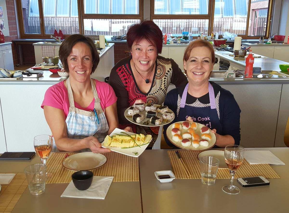 Cuisinier japonais, c'est pas un sushi - 12.11.2016