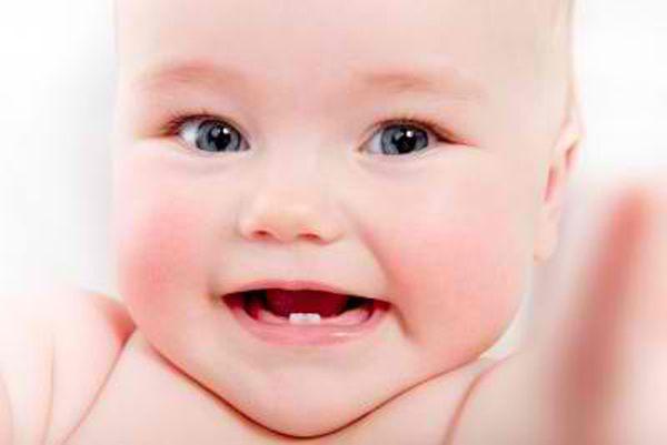 Primeros dientes del bebe