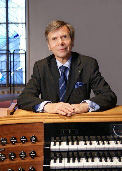 Jean-Paul Imbert - Titulaire de l'orgue de Notre-Dame des Neiges à l'Alpe d'Huez
