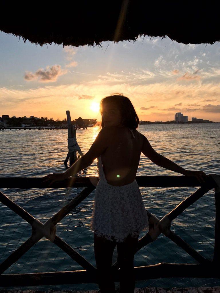 Cancun vibes