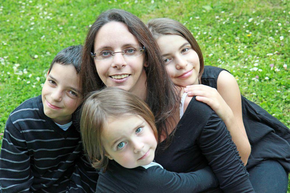 Séance photo famille du 25/05/14, Blanquefort