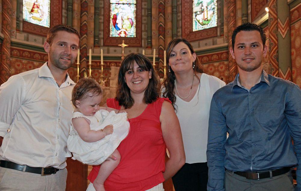 Séance photo baptême du 22/06/14, Périssac / Villegouge