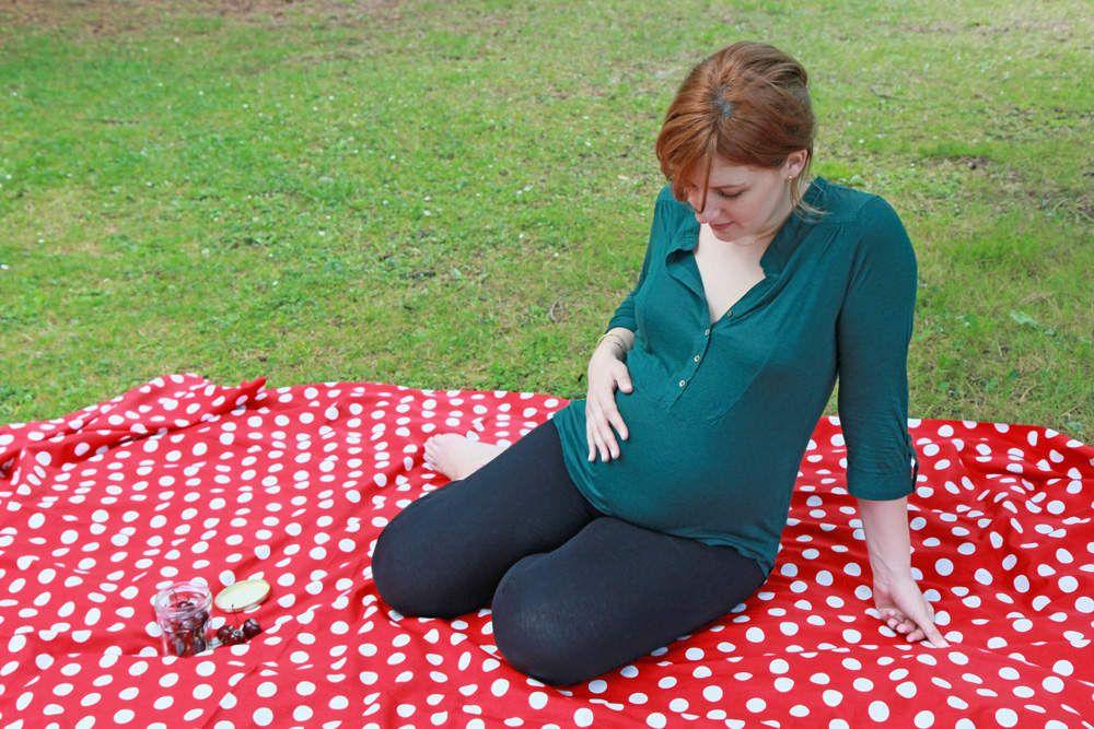 Séance photo grossesse du 04/07/14, Mérignac