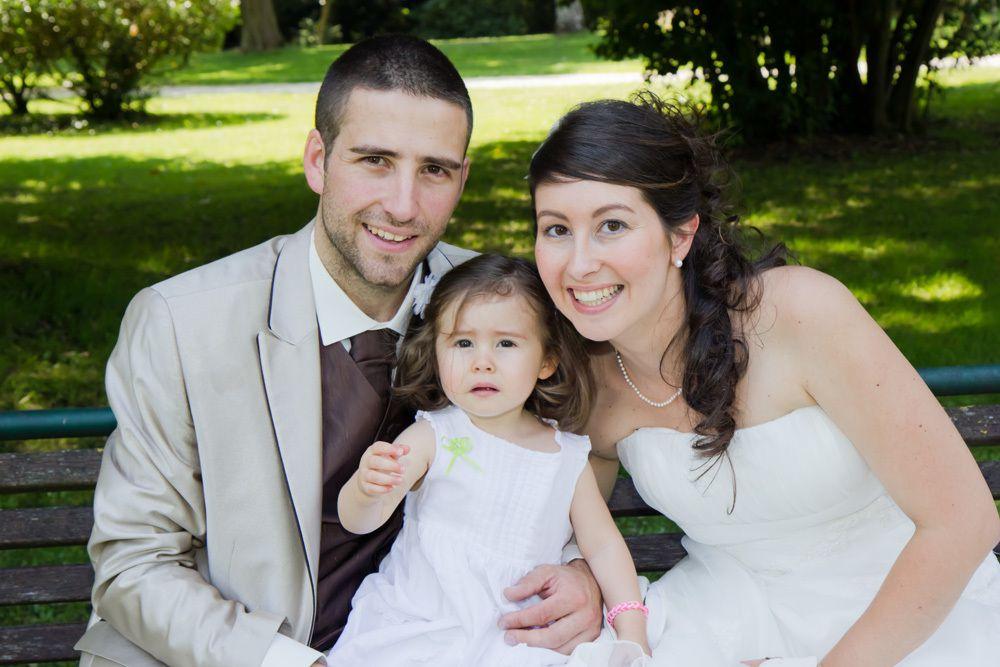 Reportage mariage du 26/07/14, Eysines / Bègles