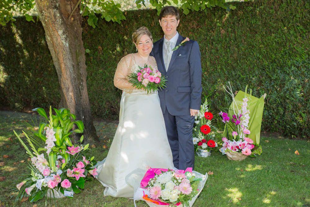 Reportage mariage du 27/09/14, Saint-Jean-d' Illac