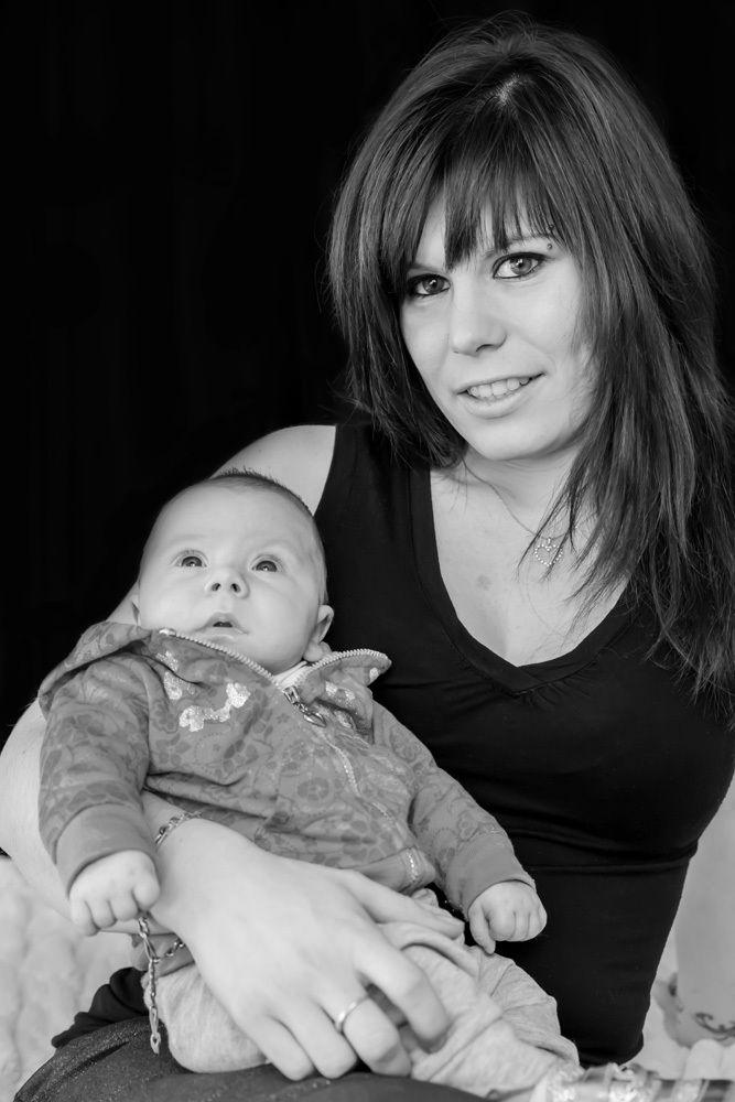 Séance photo bébé / famille du 04/01/15, Clérac