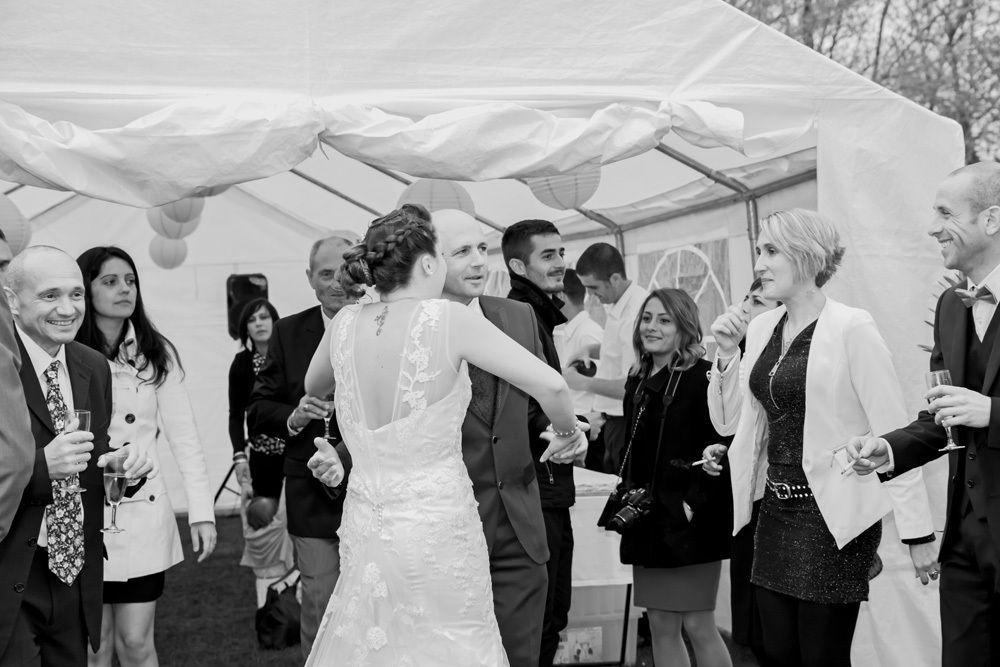 Reportage mariage du 04/04/15, Martignas / Saint-Jean-d' Illac