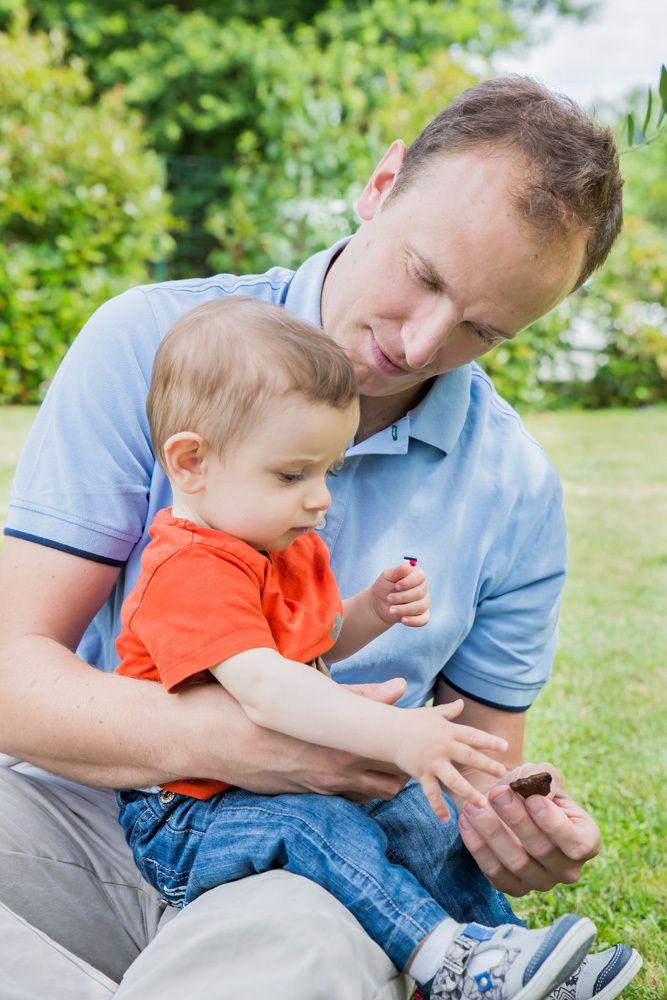 Séance photo bébé / famille du 15/06/15, Saint-Jean-d'Illac