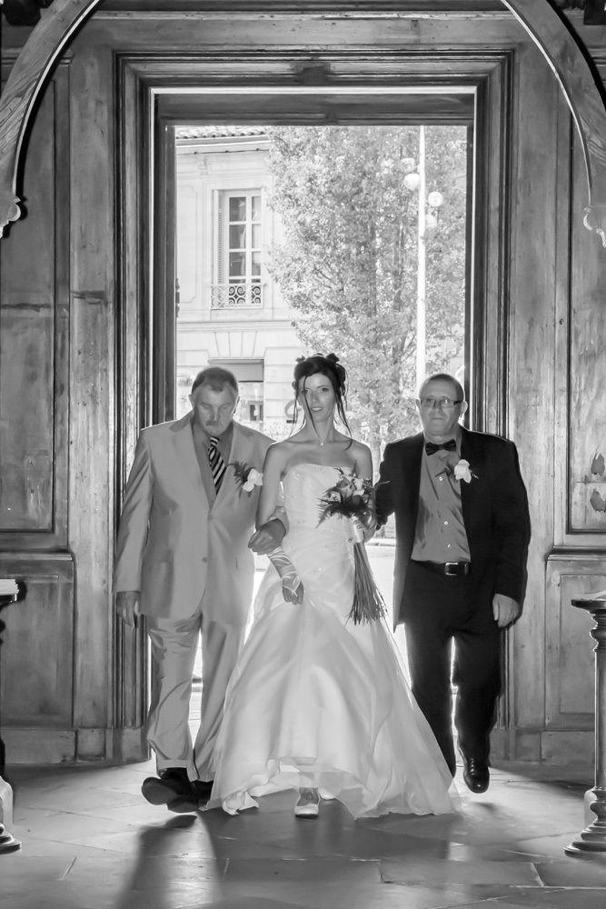 Reportage mariage du 29/08/15, photographe Cabanac / Virelade / La Brède