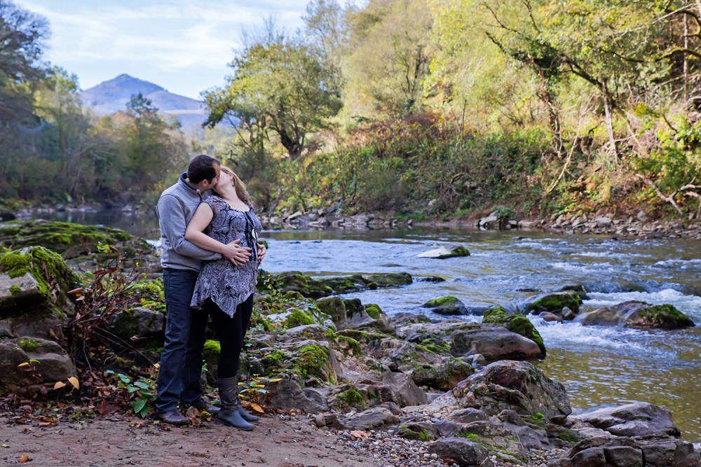 Séance photo grossesse du 15/11/15, photographe Pays basque Pyrénées-Atlantiques