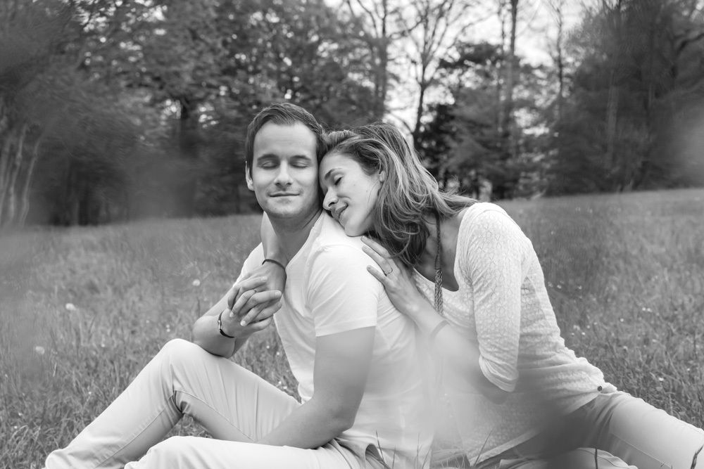 Séance photo couple / engagement du 20/04/16, photographe Gradignan