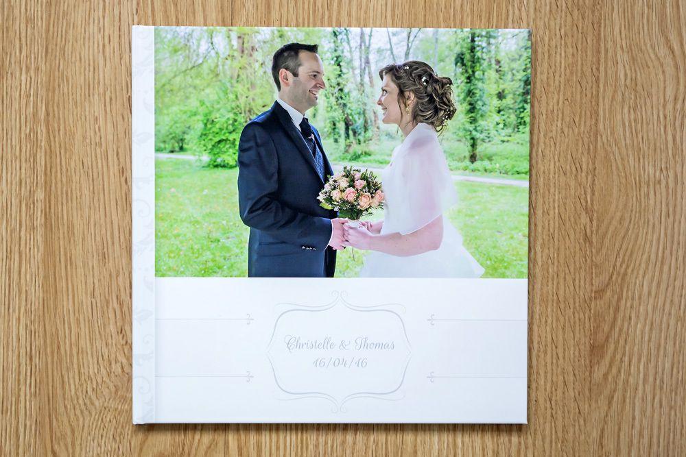 Livre photo de mariage 28X28cm