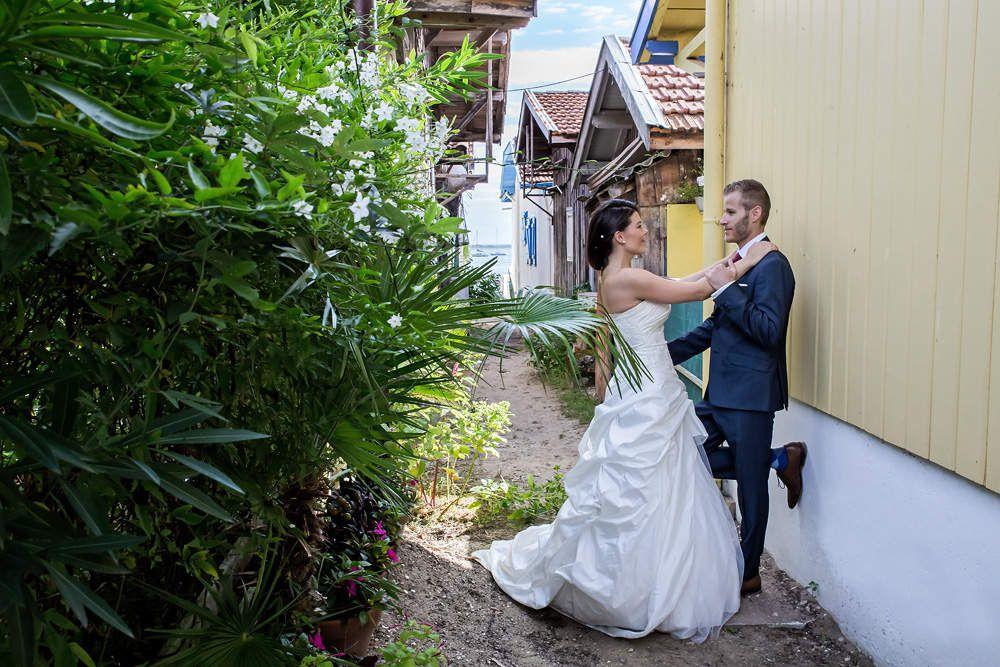 Séance photo couple / après mariage du 18/09/16, photographe Cap Ferret