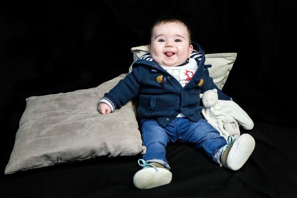 Mini-séance photo bébé du 07/01/17, photographe Mérignac